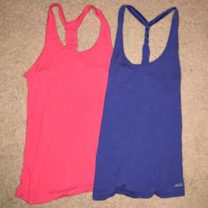 BUNDLE of Two Athletic Workout Tanks